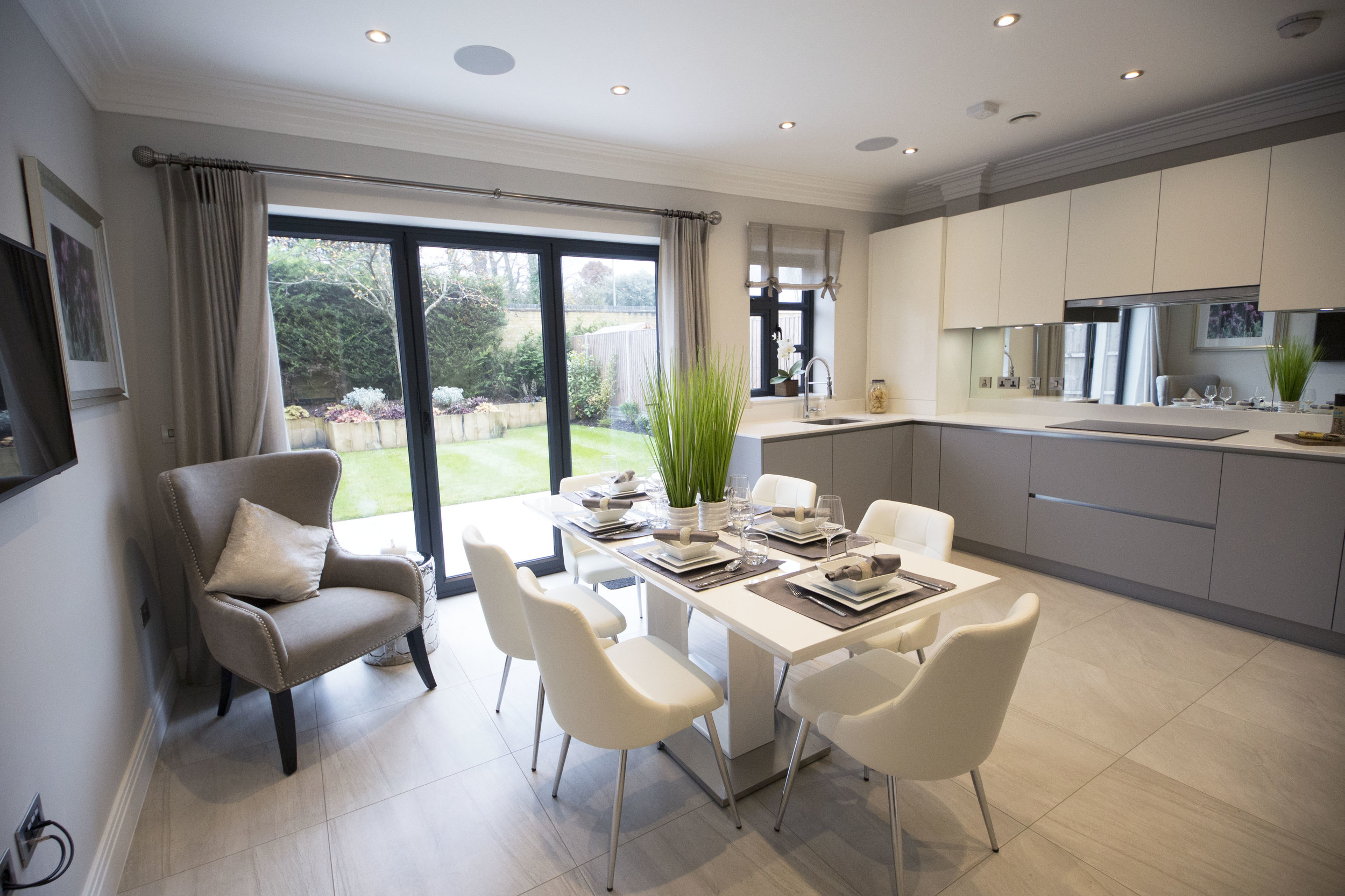 Finchley, N2 - A development of 8 new build houses in Finchley North London.