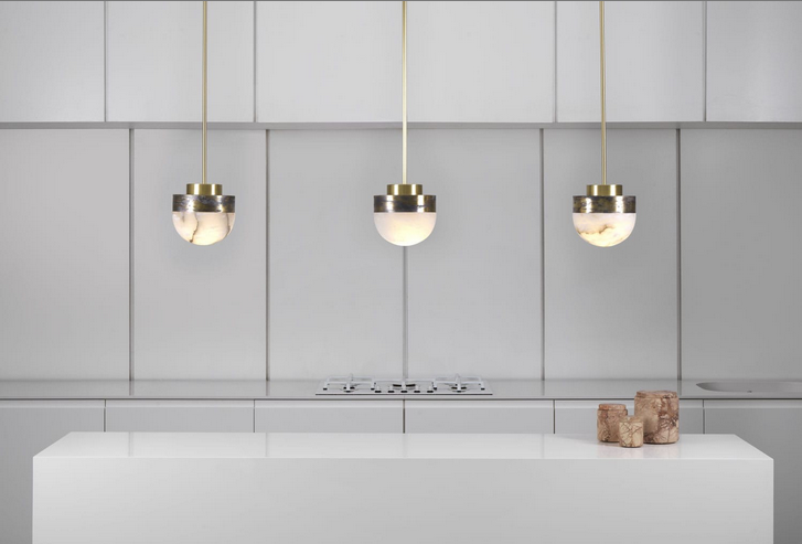 Lucid 200 Pendant by CTO Lighting