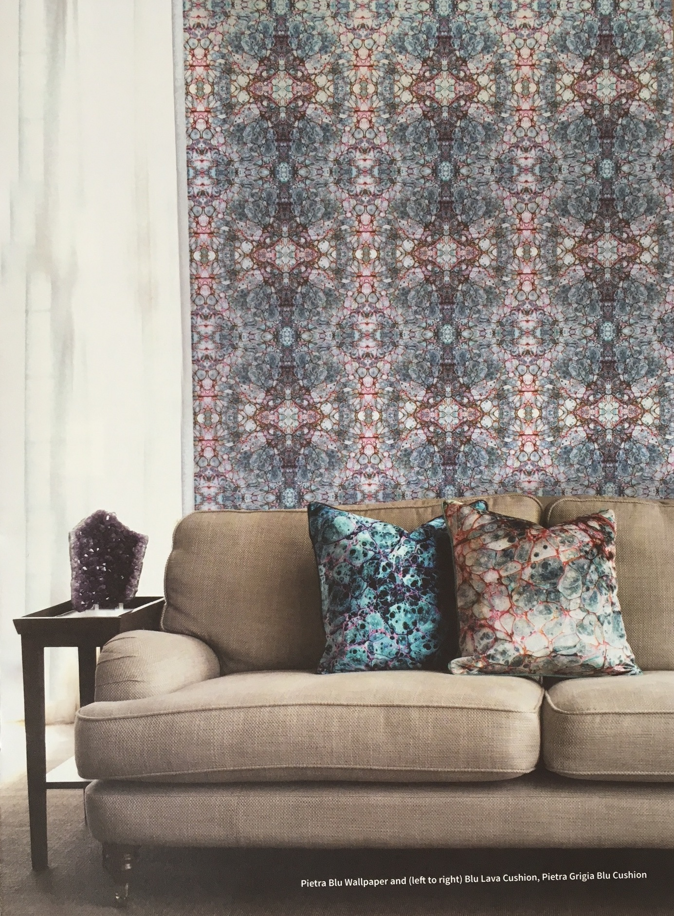 Image taken from the  Susi Bellamy  Home Collection look book.