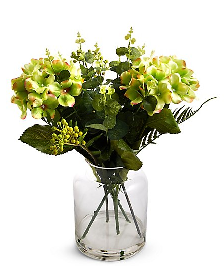 M&S  - £49.50 - Large Green Stem Arrangement
