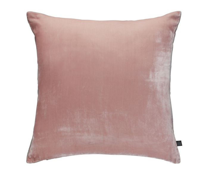 Habitat, Regency, Pink Velvet Cushion 45 x 45cm, £25.00