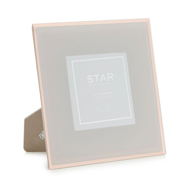 Debenhams, Star by Julian Macdonald, Pink and Rose Gold Photo Frame, £8.00-£12.00