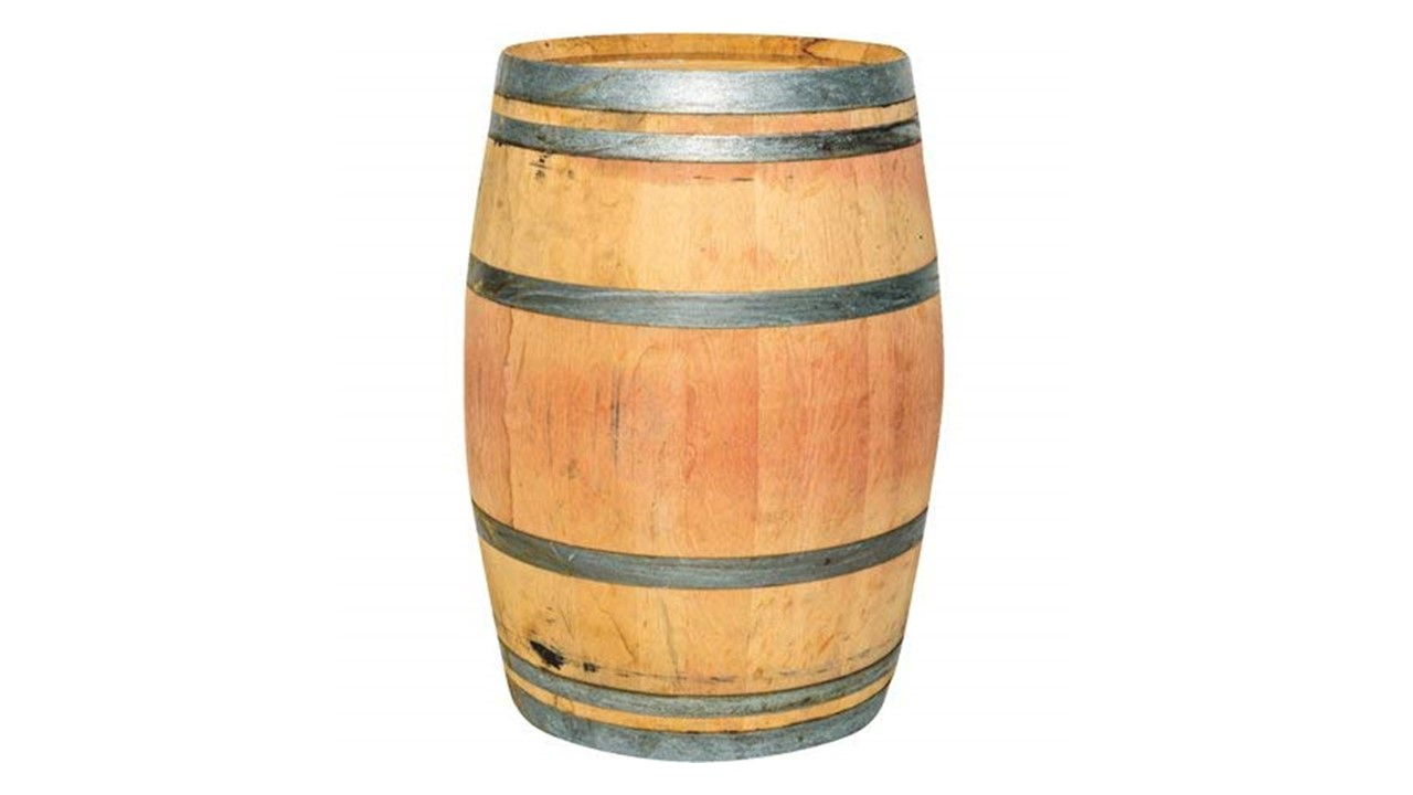 Wine Barrels - $50 each or $40 with any cocktail package
