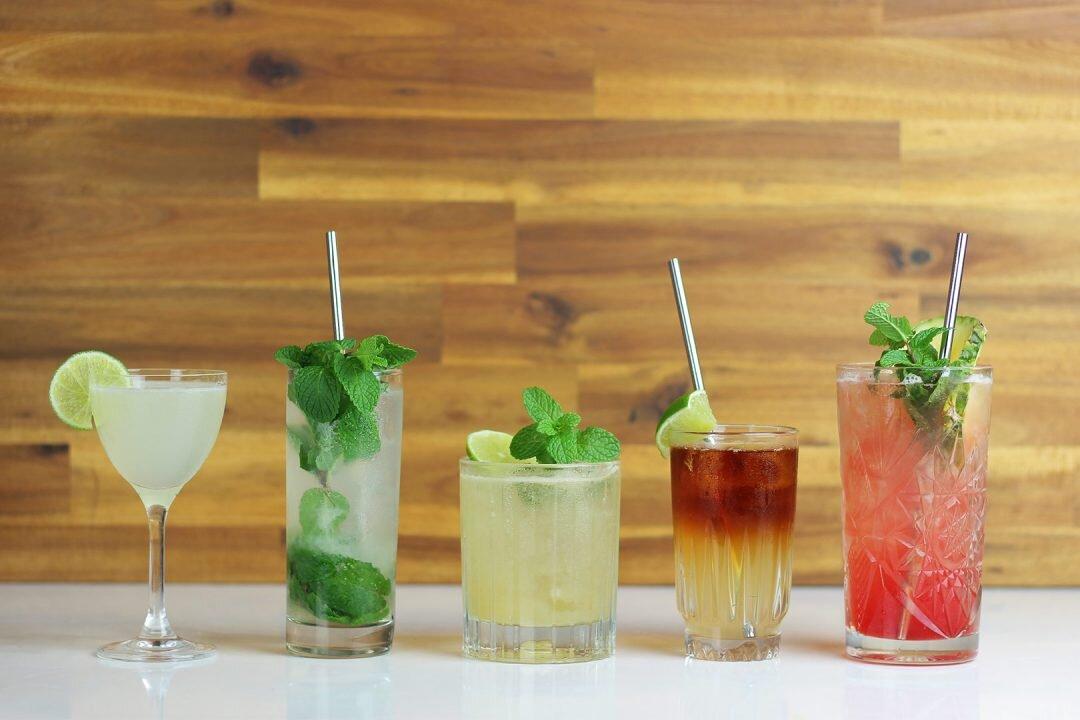 Your Bartender cocktails