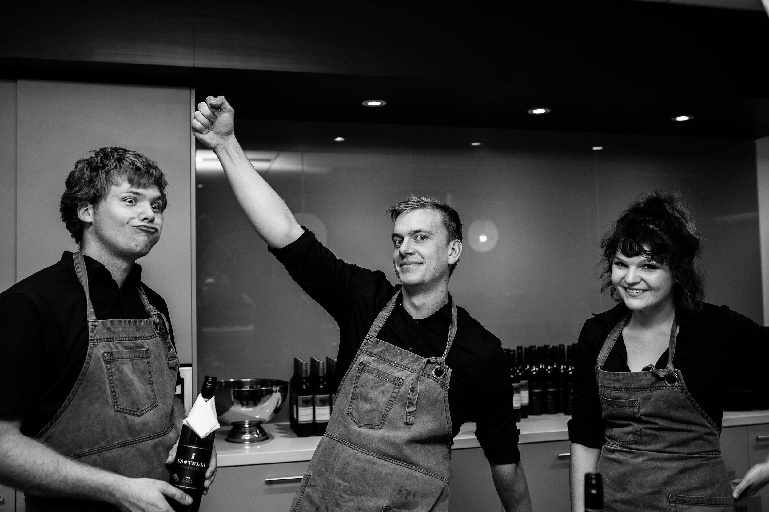Your Bartender Team Photo