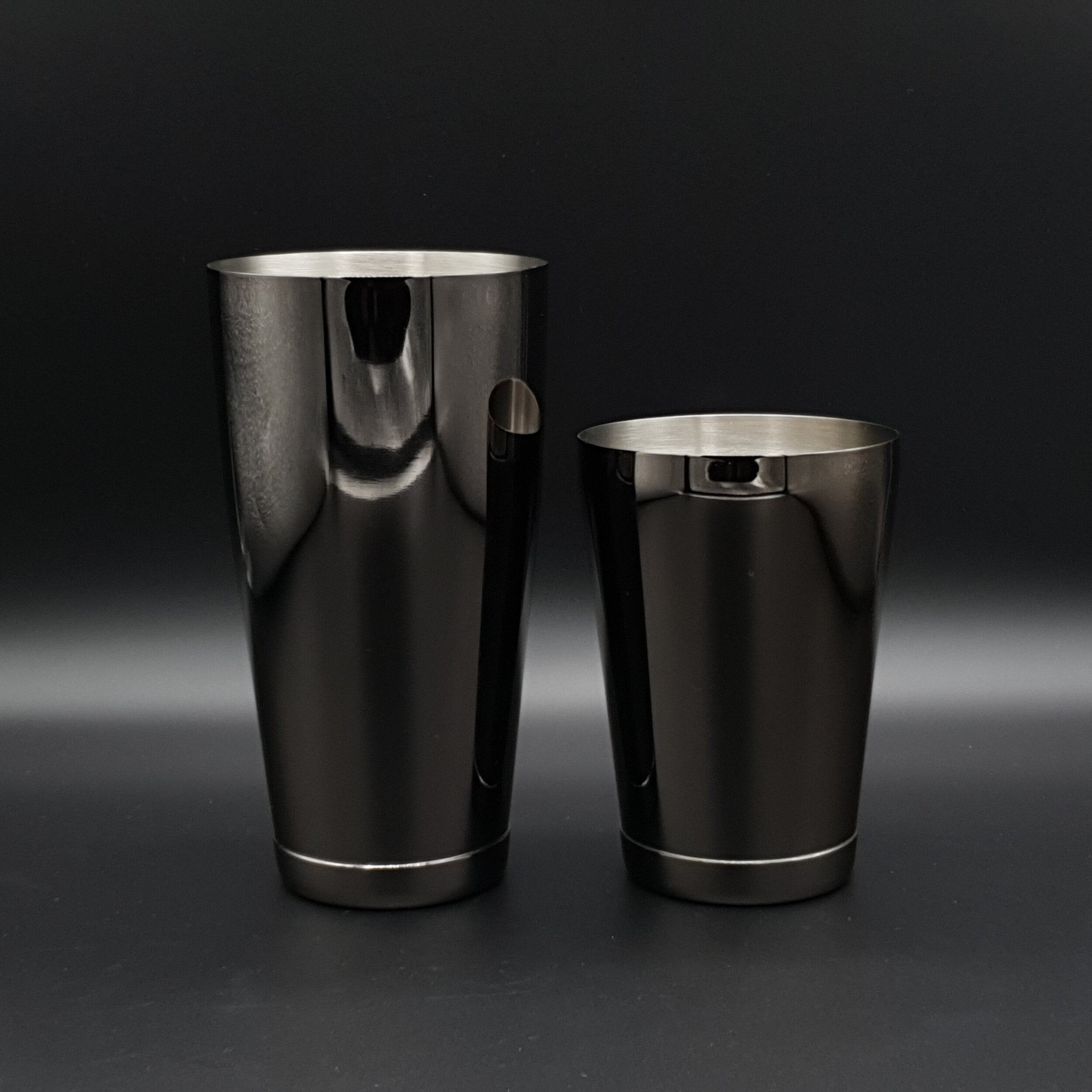 Cocktail Corner - boston shaker toby tins black weighted.jpg