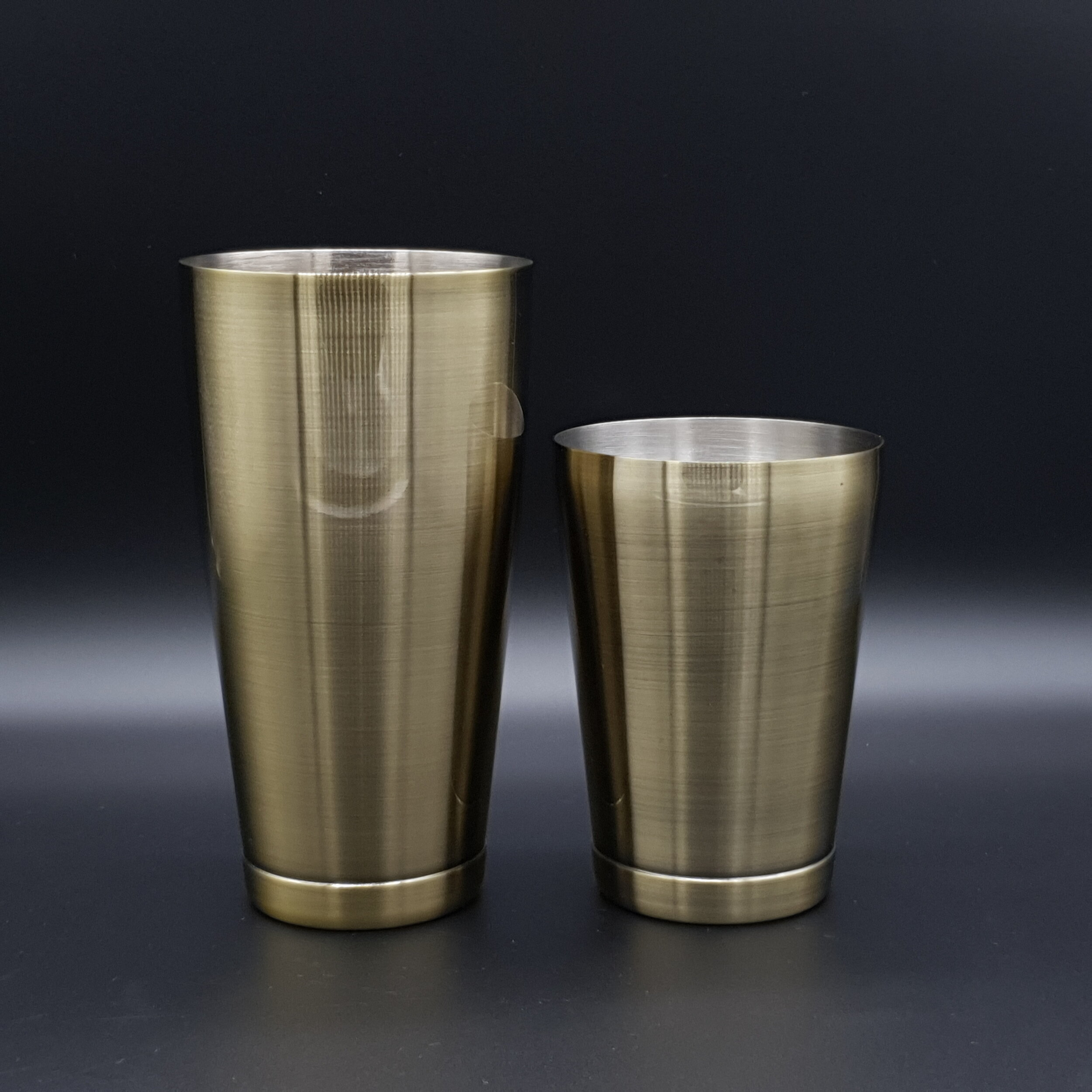 Cocktail Corner - boston shaker toby tins bronze weighted.jpg