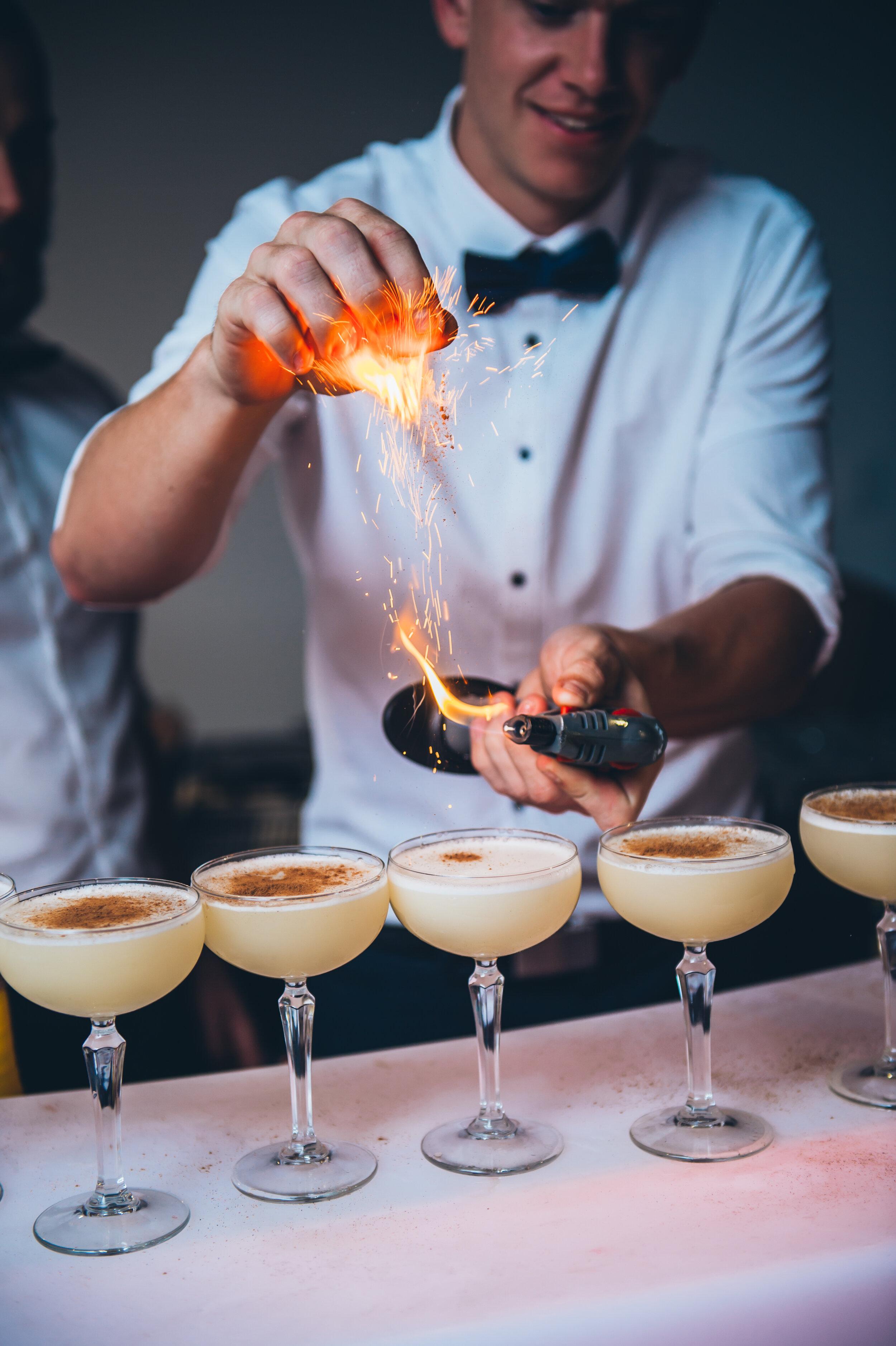 your bartender glassware hire perth