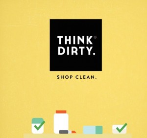 Find out what harmful chemicals are in your products, with useful apps like  Think Dirty ,  Healthy Living , or  The Good Guide