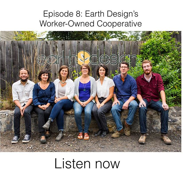 In episode 8 of the Next Stop Now podcast, Aja Hudson discusses turning her landscaping business Earth Designs into a worker-owned cooperative and the power of sharing work more equitably as an unexpected path towards healing. Listen now by clicking link in bio. #nextstopnow