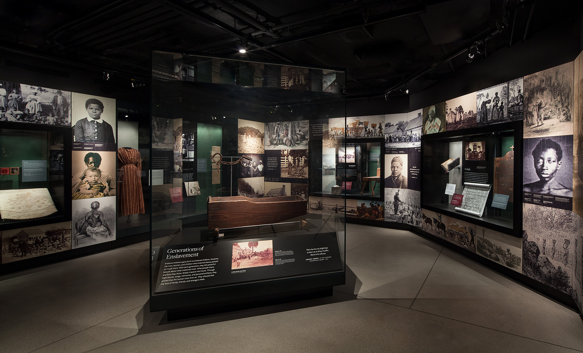 Nmaahc Design And Production Incorporated