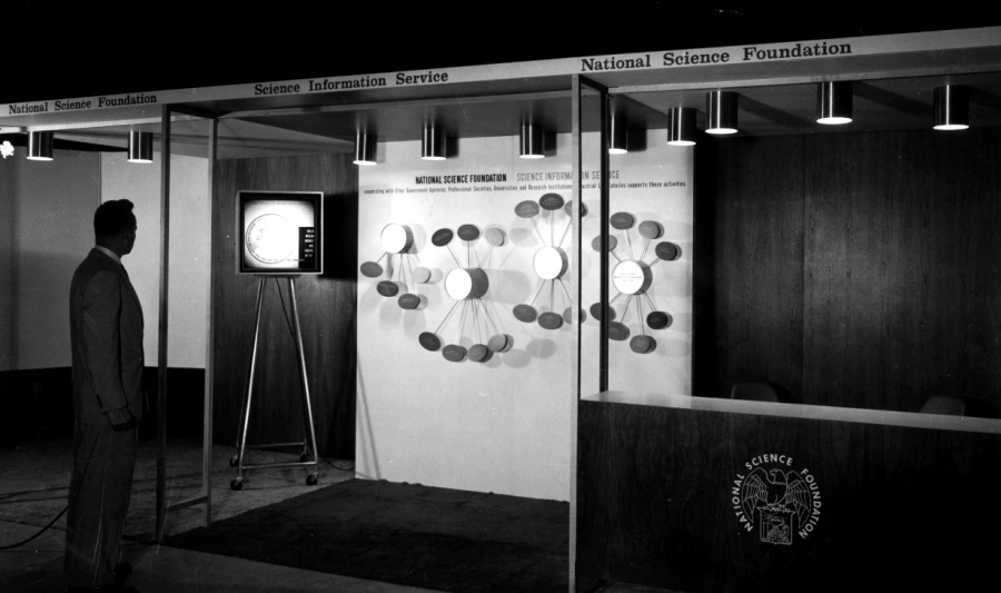 National Science Foundation, traveling exhibit