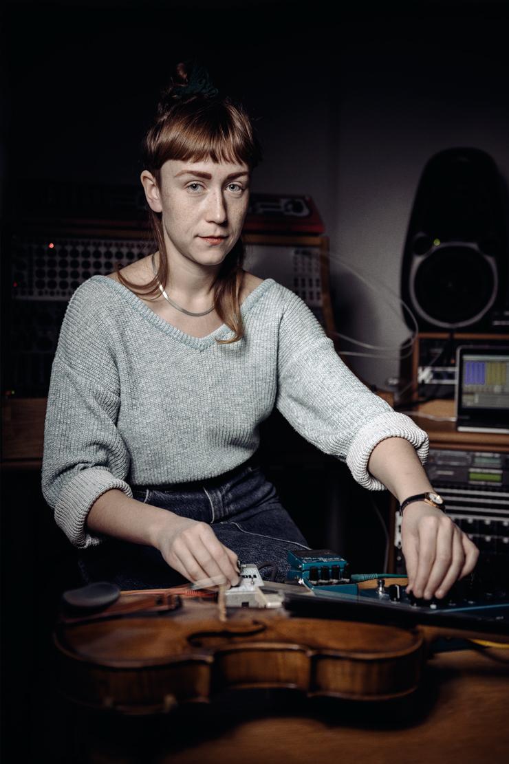 Marta Forsberg – musician KMH