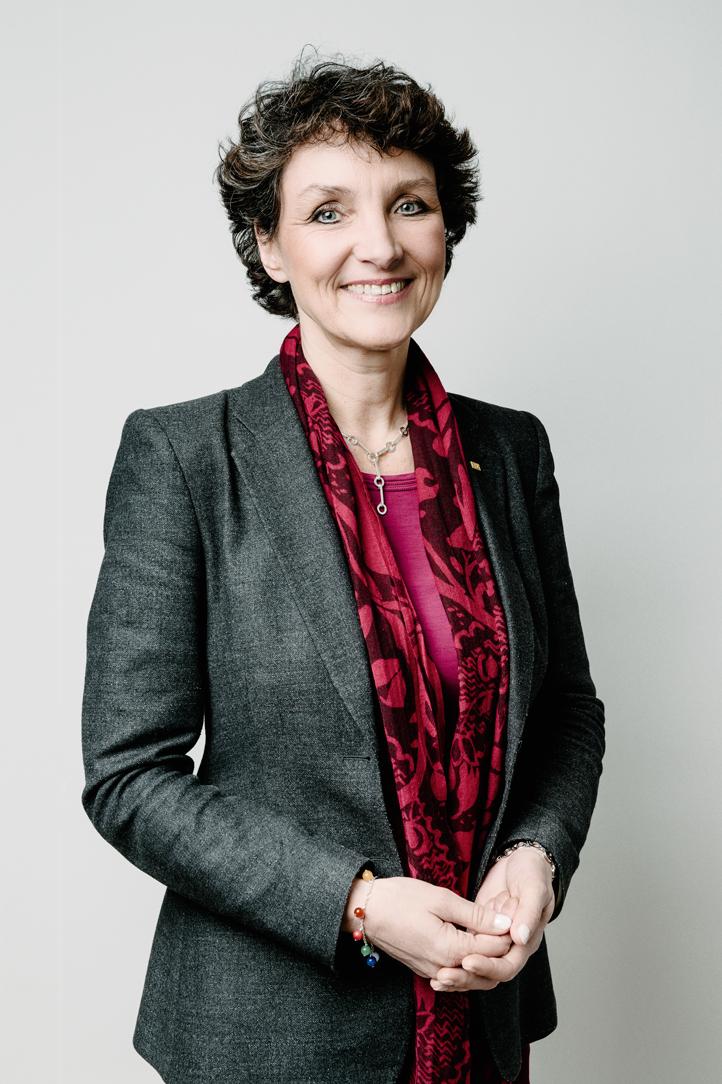 Cecilia Rydinger Alin   Vice-Chancellor KMH