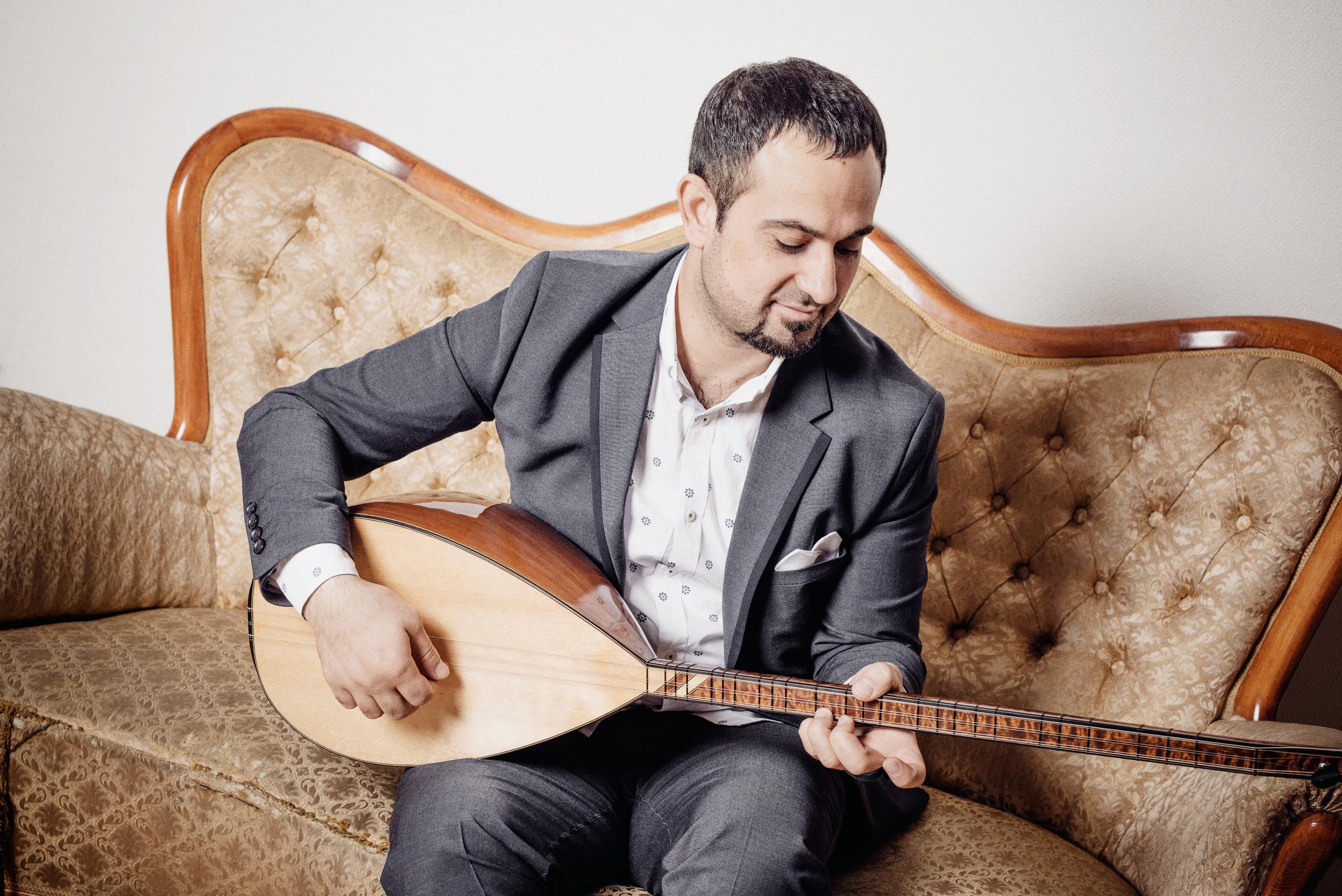 Ali Ali – musician KMH