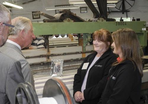 meeting three generations: Aelwen, Paula and Jean
