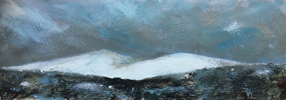 Winter Preselis   by Maria Motowylczyk