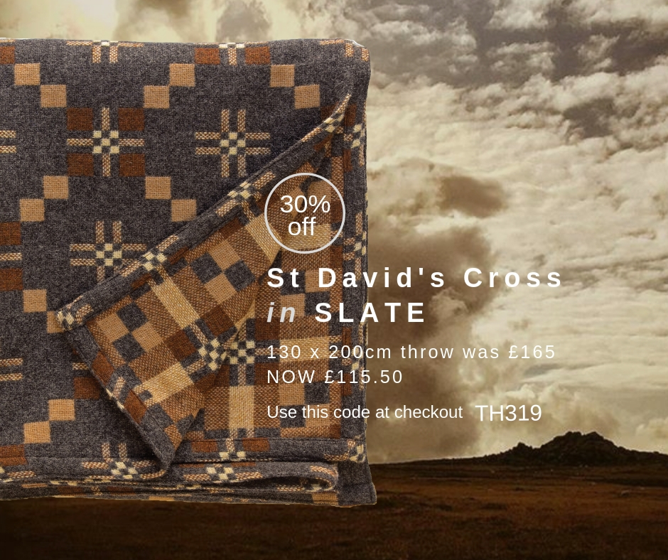 Facebook Post St Davids Cross Slate throw.jpg