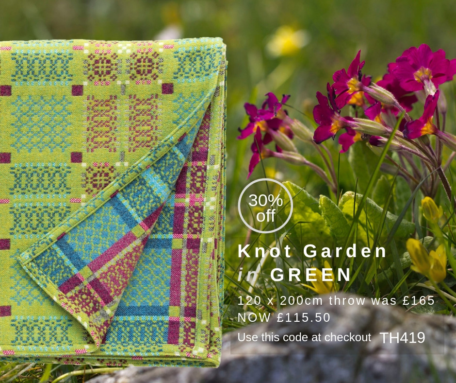 Facebook Post Knot Garden-Green throw (full copy).jpg