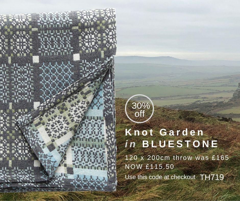 Facebook Post Knot Garden Bluestone throw.jpg