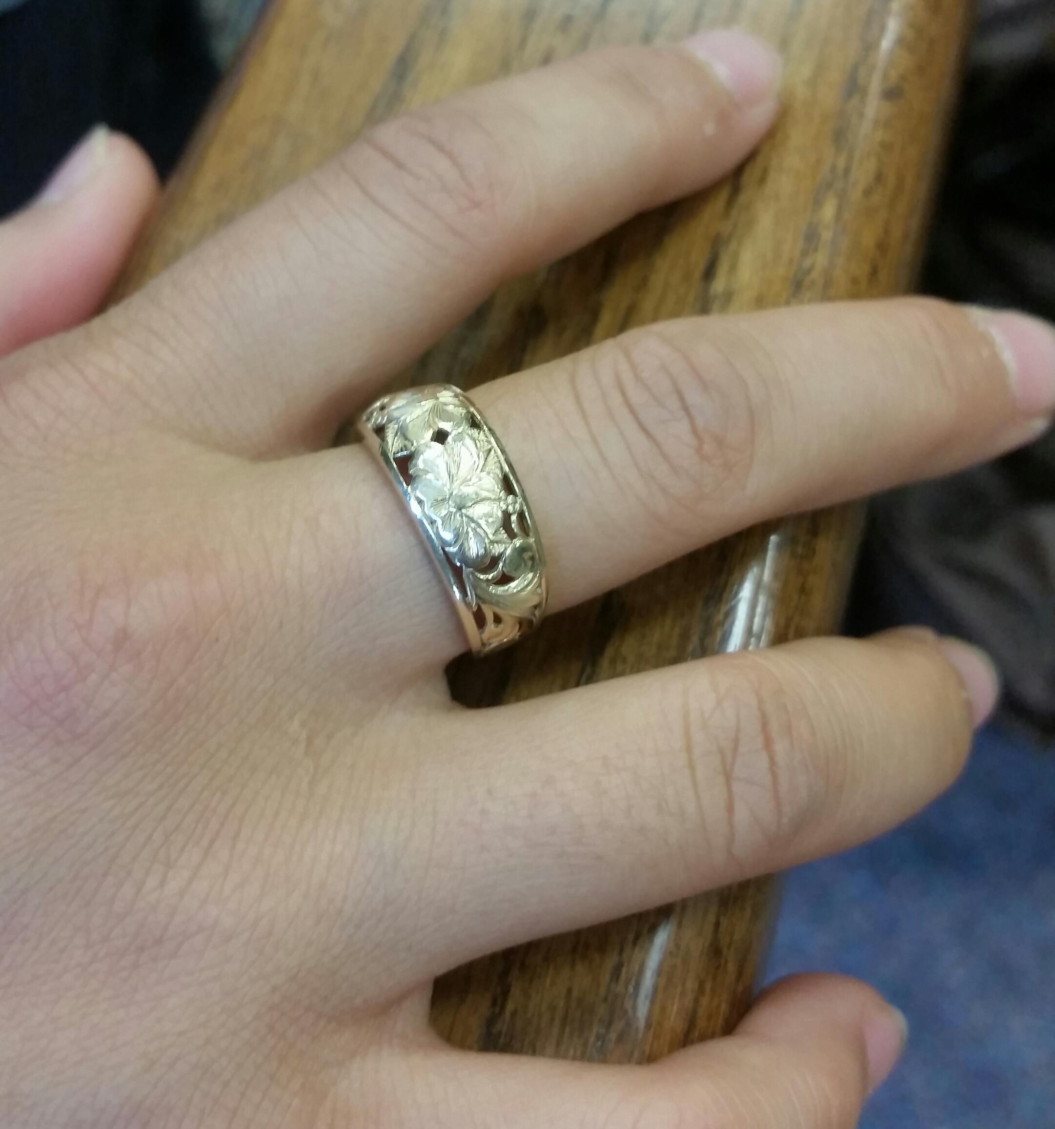 Ring Raffle