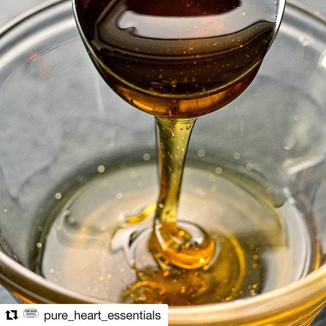 "Starting the week with some cool honey buzz + LOCAL LOVE from the HEART! 💛 #Repost @pure_heart_essentials with @get_repost ・・・ HONEY 🍯🐝🌻! Did you know honey has been discovered while excavating Egypt's pyramids? They've dug up honey dating back 3000 years… Even crazier, it's still perfectly edible! I can't imagine taking a big mouthful of ancient honey, but these tales alone are amazing. From beautiful bee hieroglyphs to discoveries of special rafts stacked in pyramids to accommodate and move hives. HONEY IS LIQUID GOLD. Used by all for centuries – even inside the pyramids! . . . We love honey💚 at PureHeartEssentials.com – check out one of our fav soap bars ""CHOCOLATE HONEY"" if you are ever craving some bee time, during your bath time. MADE USING YUMMY LOCAL @TrueBeeHoney . . . #bees #beetime #beelove #ilovebees #honeybees #honeybeelove #honeybenefits #honeyskincare #honeysoap #honeylove #liquidgold #skingold #honeyhelp #healinghoney #naturesbeauty #naturalskincare #chocolatehoney #homemadeskincare"