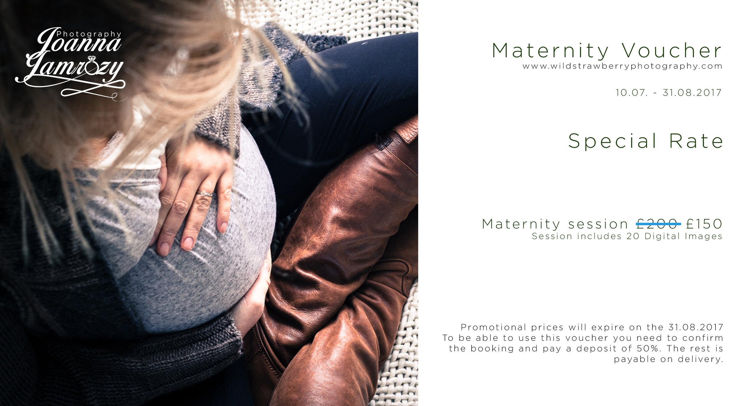 Maternity voucher