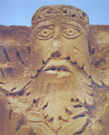 Hatra, Iraq (c. 300 BCE)