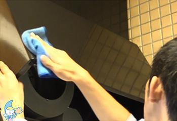レンタル&クリーニングのレンジフードお掃除・クリーニング手順4
