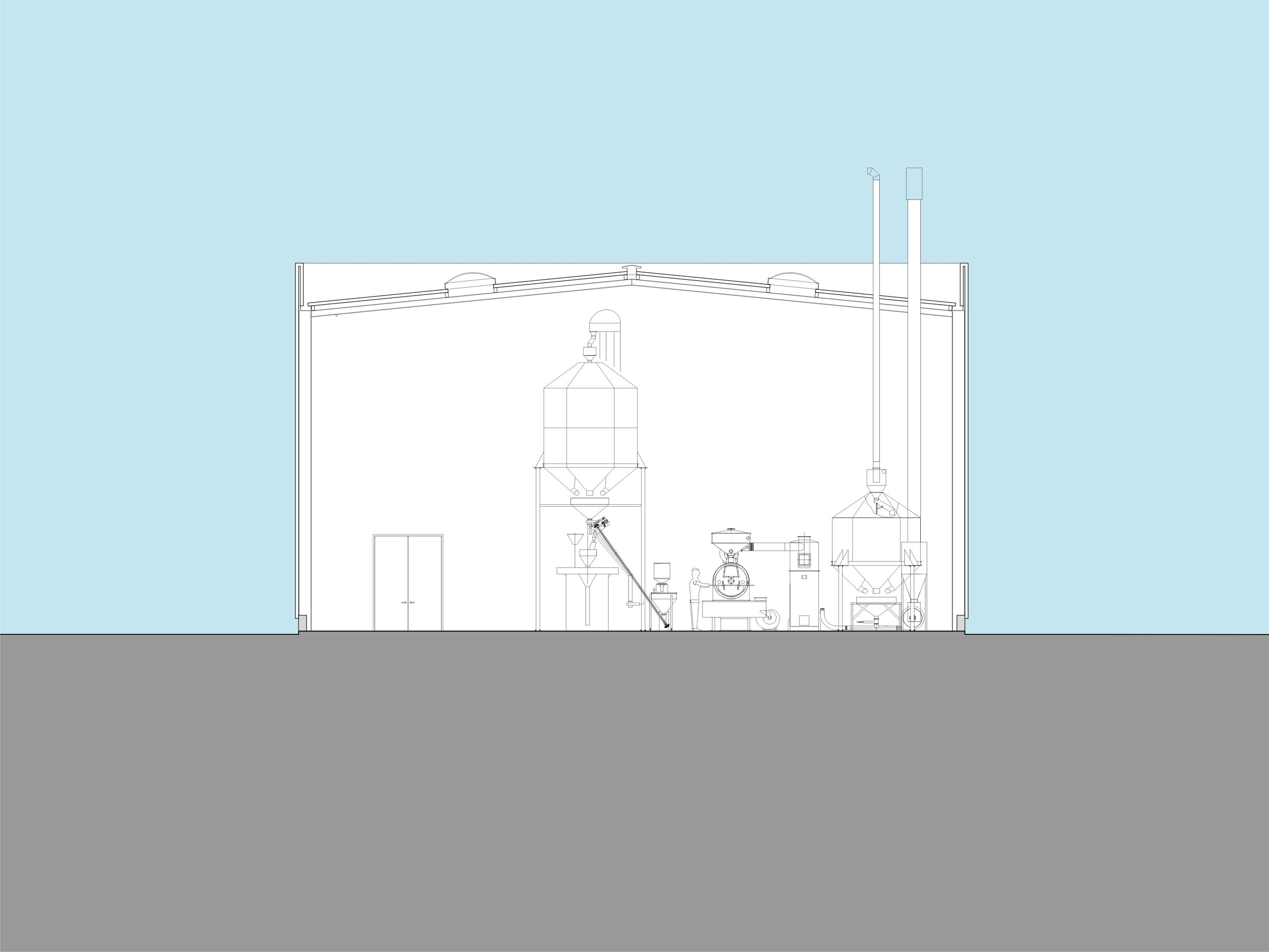 Paulo Miguez Arquitectos - Torrefação - Unidade Industrial  - Abrantesl 3.jpg