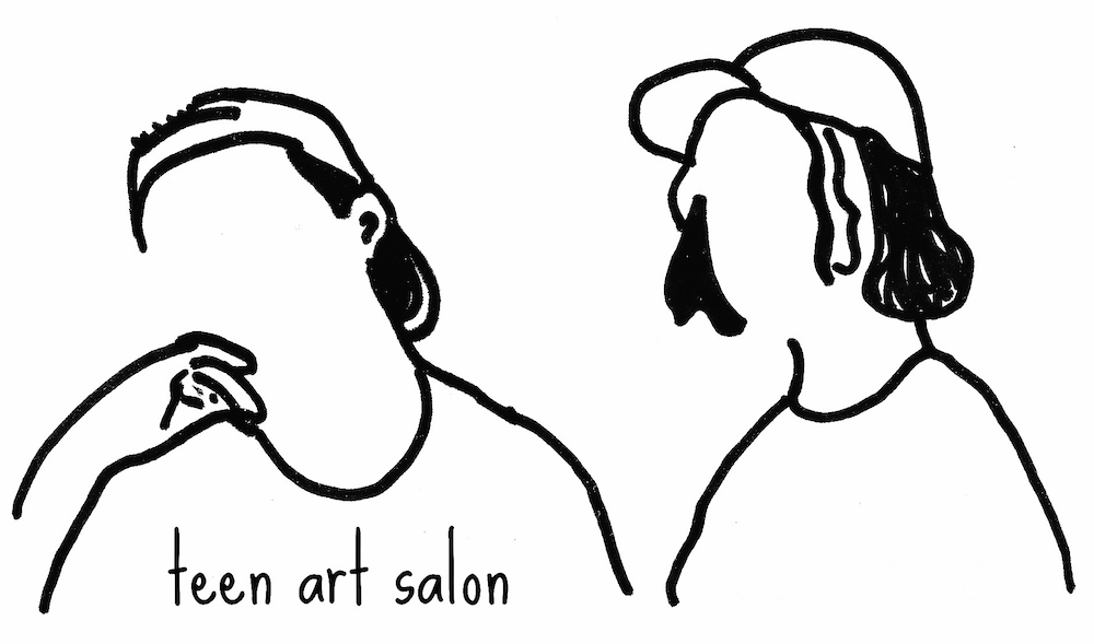 ©  2015-2017 Teen Art Salon