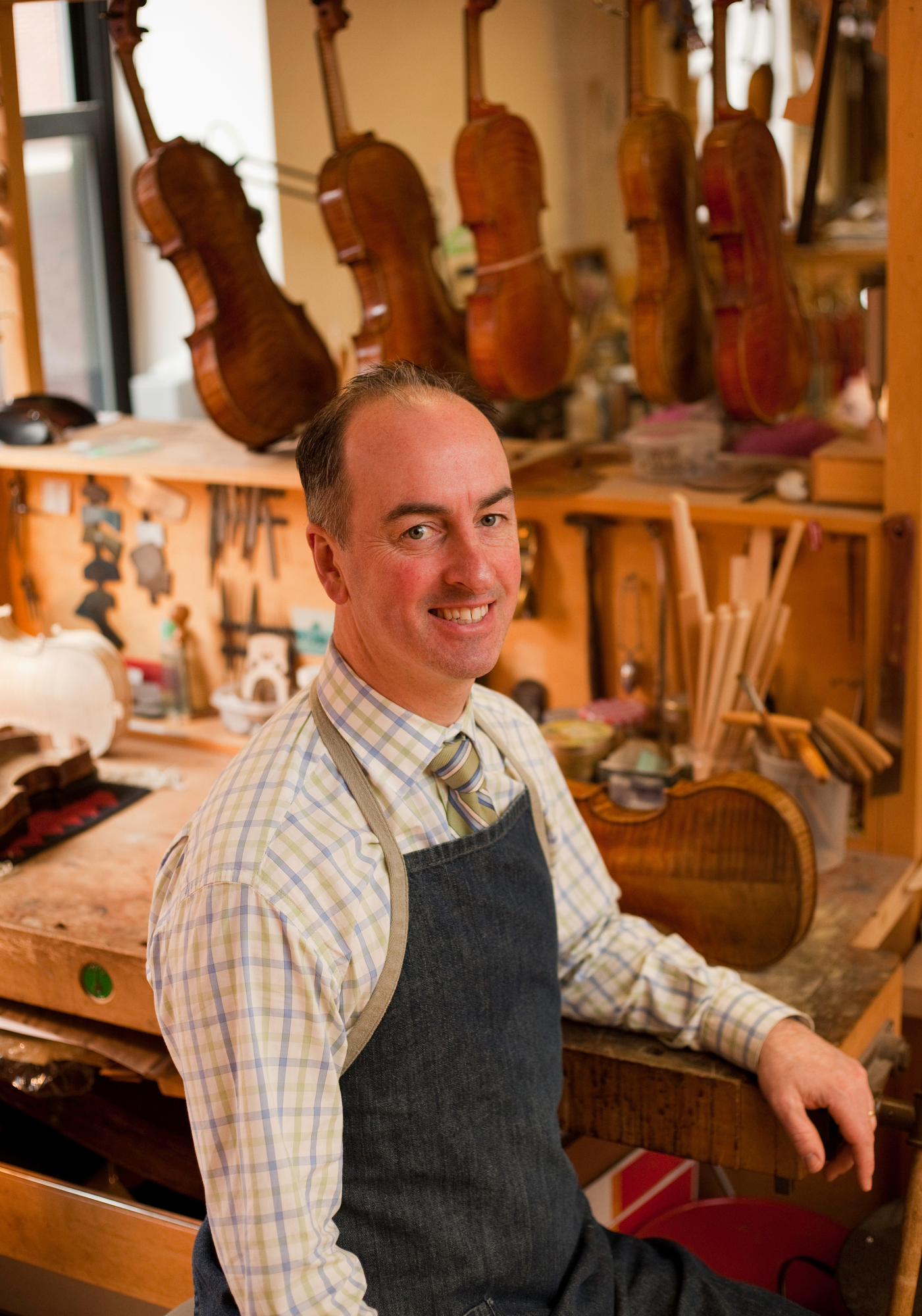 Reuning and Sons Violins, Boston