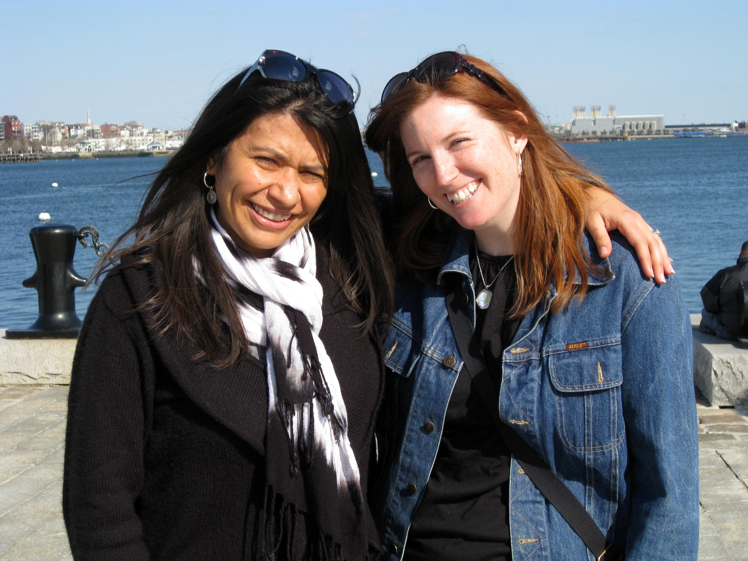 in Boston, 2010