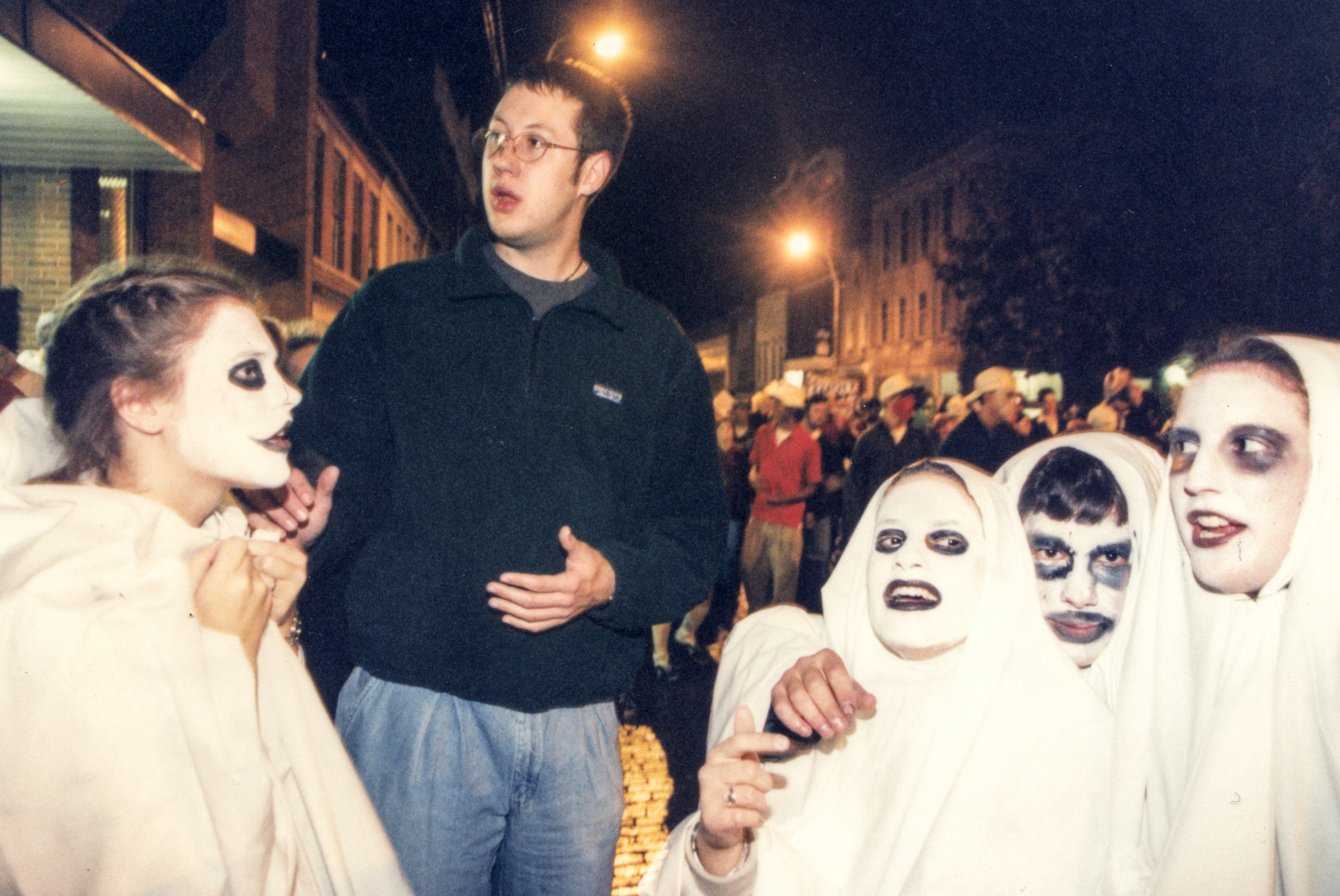Halloween in Athens, 1997