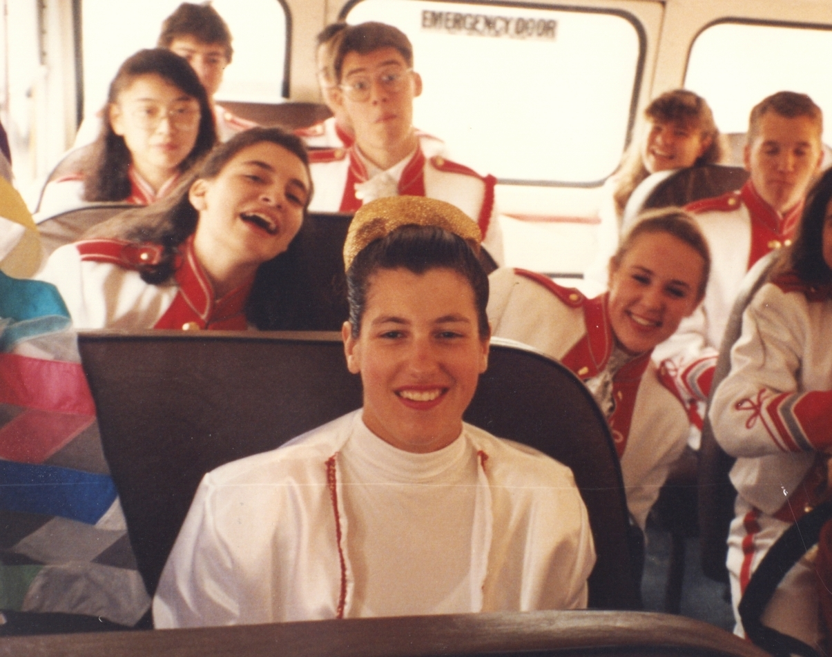 competition-bound. 1992