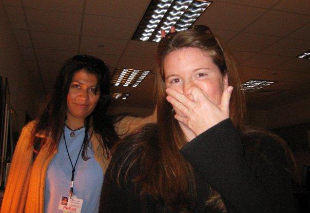 Newsroom antics, 2004
