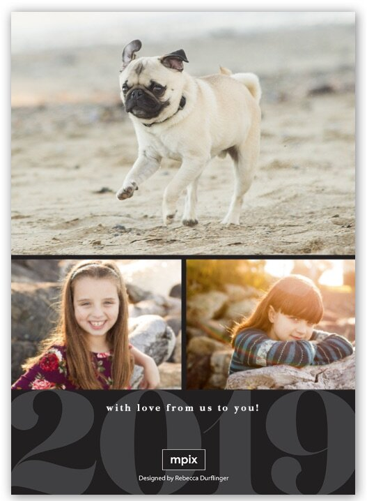 Stumped on what to put into that third photo spot? DOGS! People love dogs!