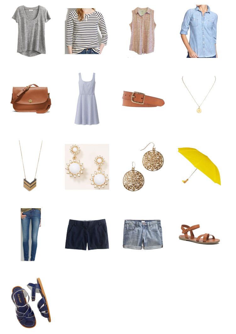 What to pack for a long summer road trip -- Cotton Cashmere Cat Hair