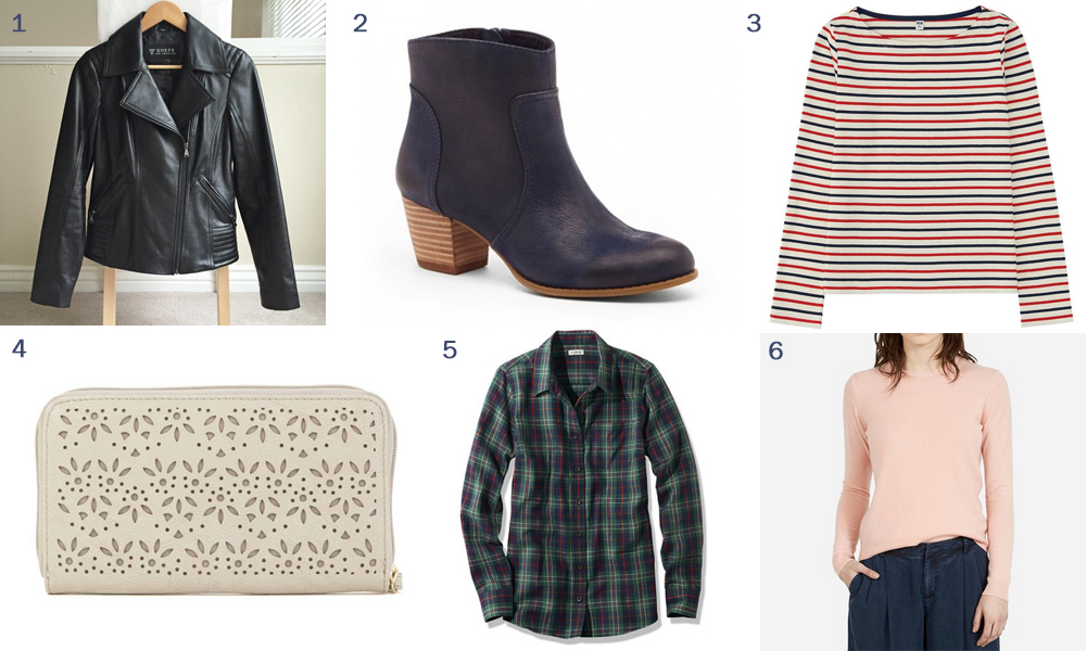 September wardrobe additions -- Cotton Cashmere Cat Hair