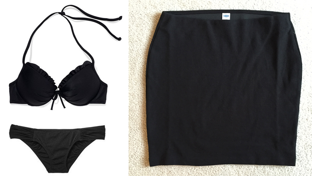 Worst purchases of 2015: Victoria's Secret bikini, Old Navy skirt — Cotton Cashmere Cat Hair