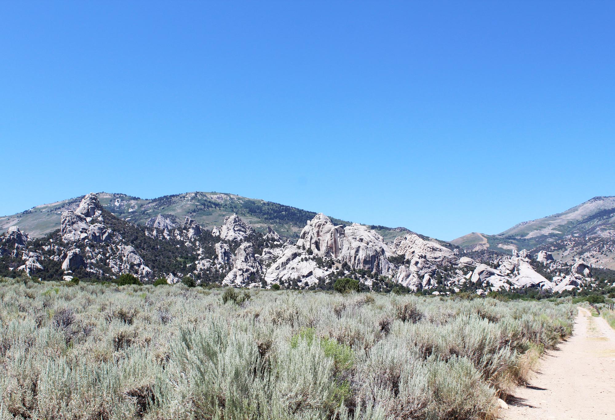 Castle Rocks State Park, Idaho — via Cotton Cashmere Cat Hair