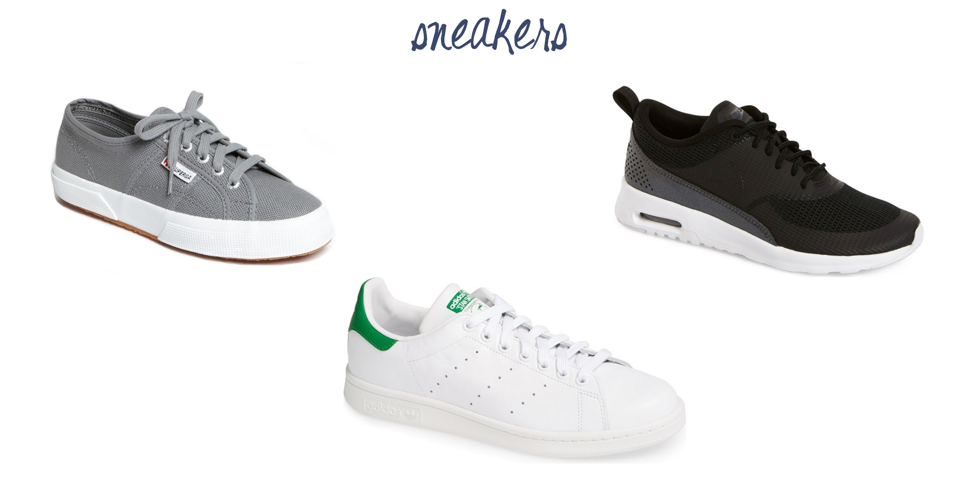 Trend to try: Sneakers — via Cotton Cashmere Cat Hair