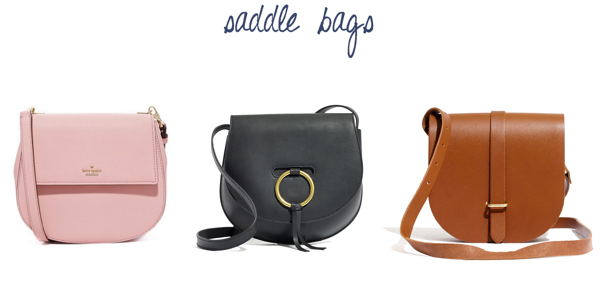 Trend to try: Saddle bags — via Cotton Cashmere Cat Hair
