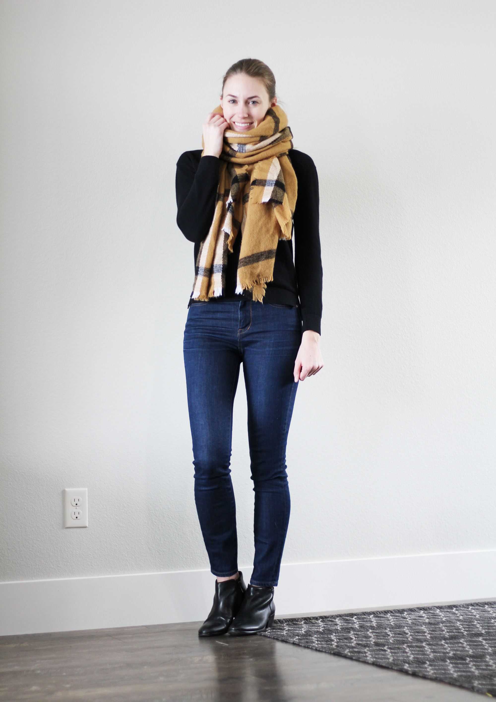 Winter 10x10 Outfit 3
