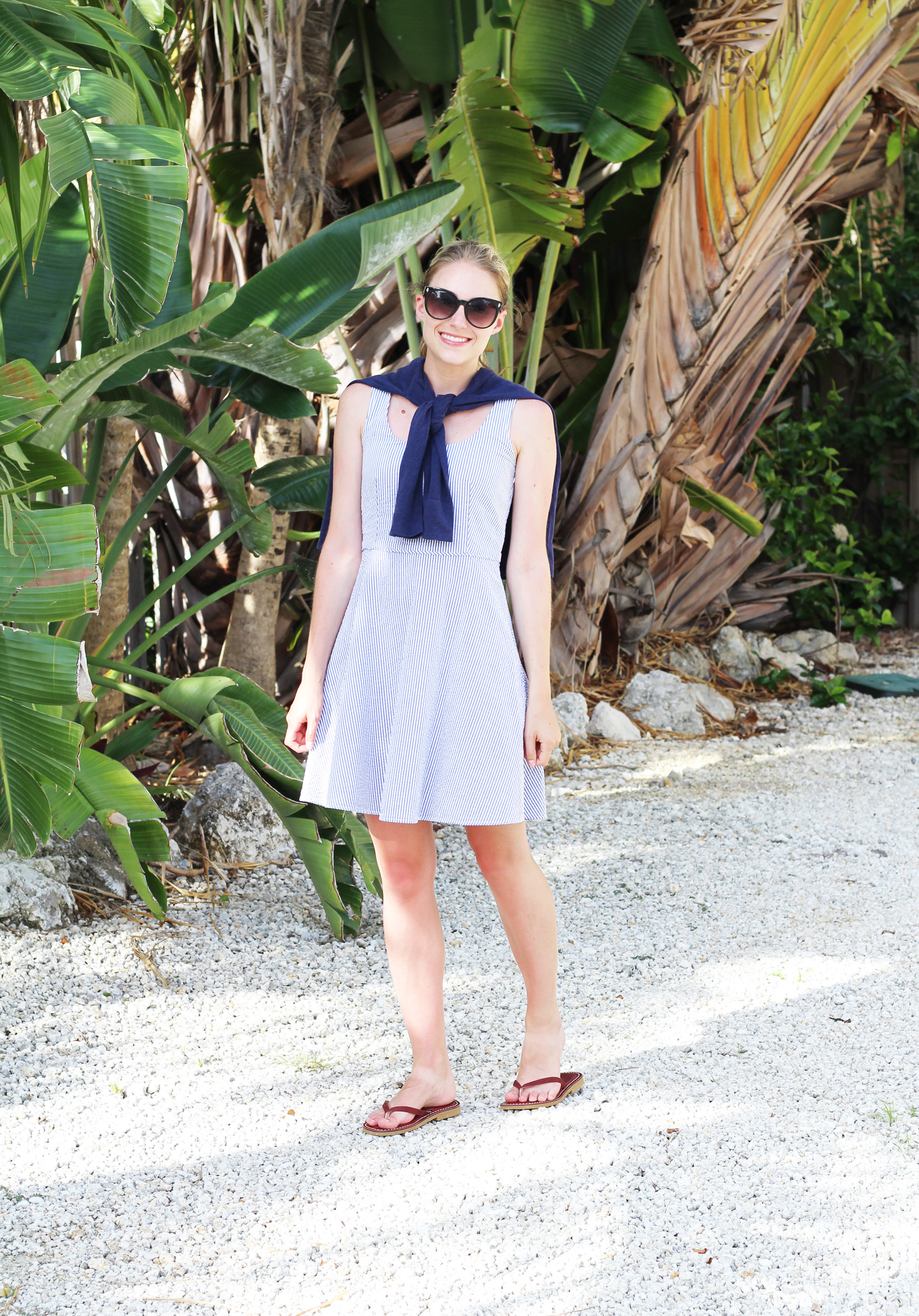 Kino sandals from Key West, Florida — Cotton Cashmere Cat Hair