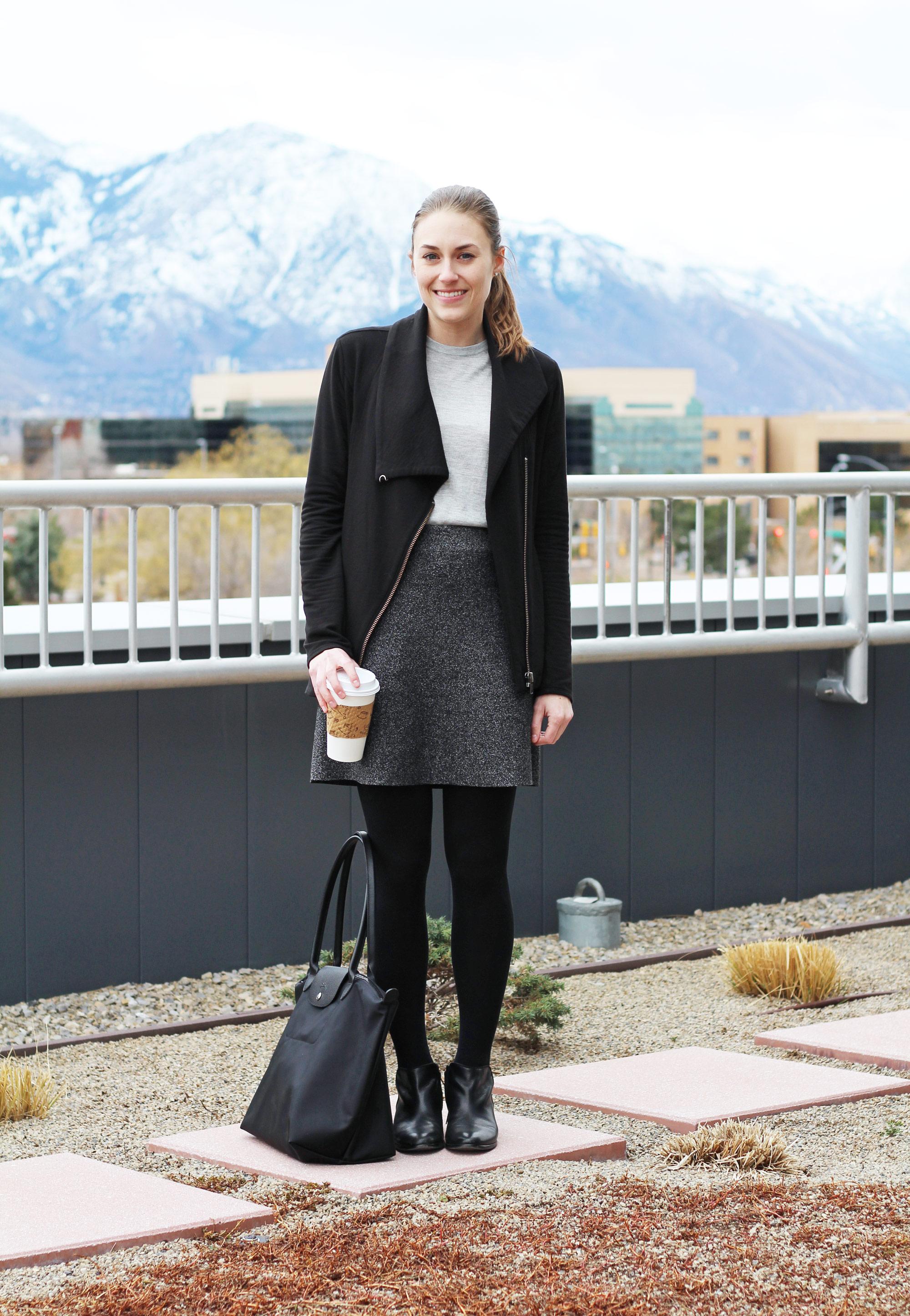 Sam Edelman Petty leather ankle boots — Cotton Cashmere Cat Hair