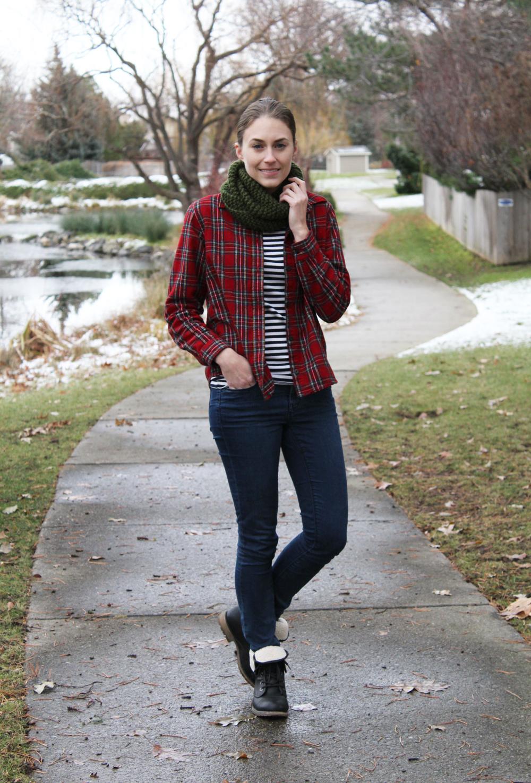 ModCloth black combat boots — Cotton Cashmere Cat Hair