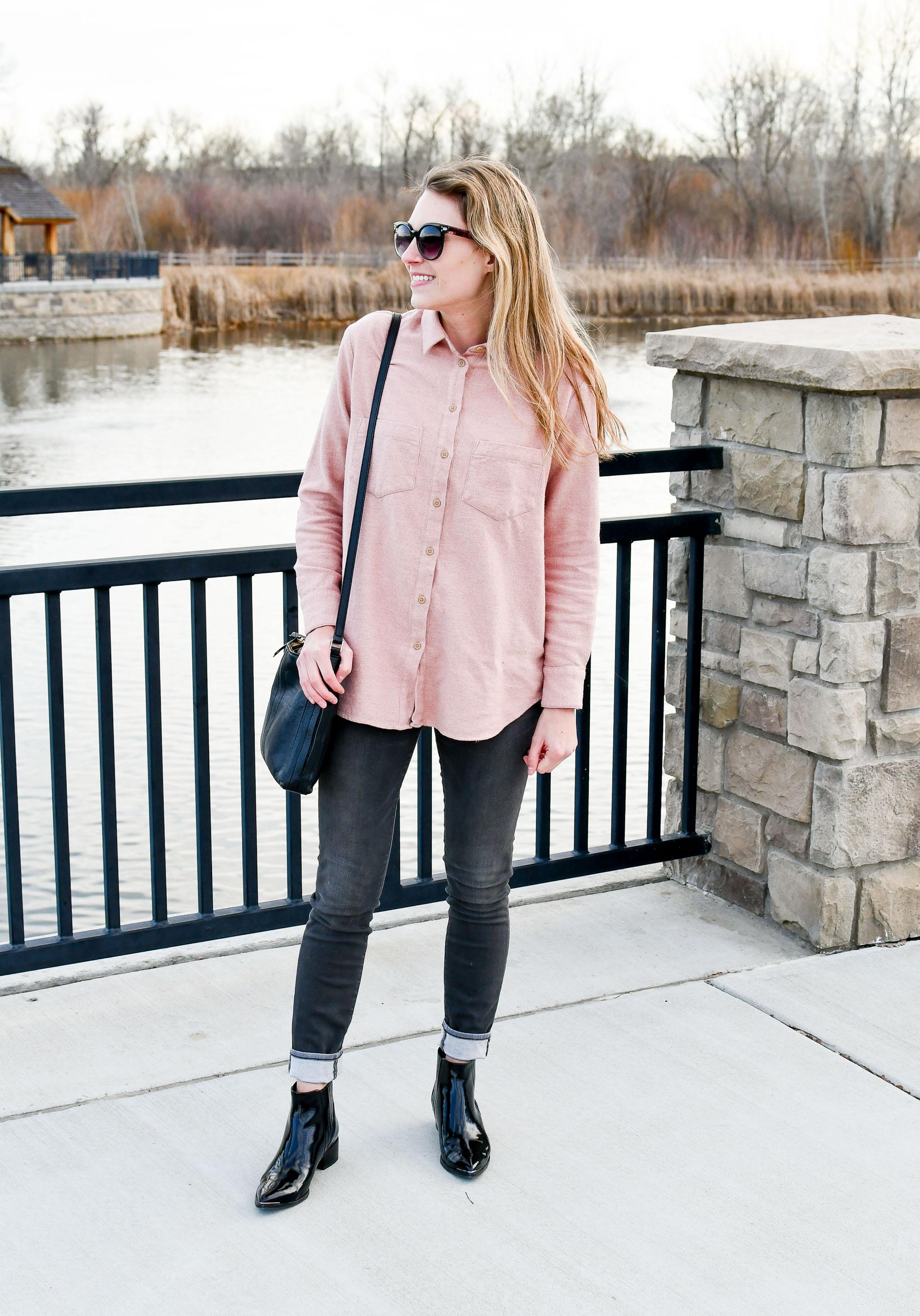 Brunch in blush — Cotton Cashmere Cat Hair