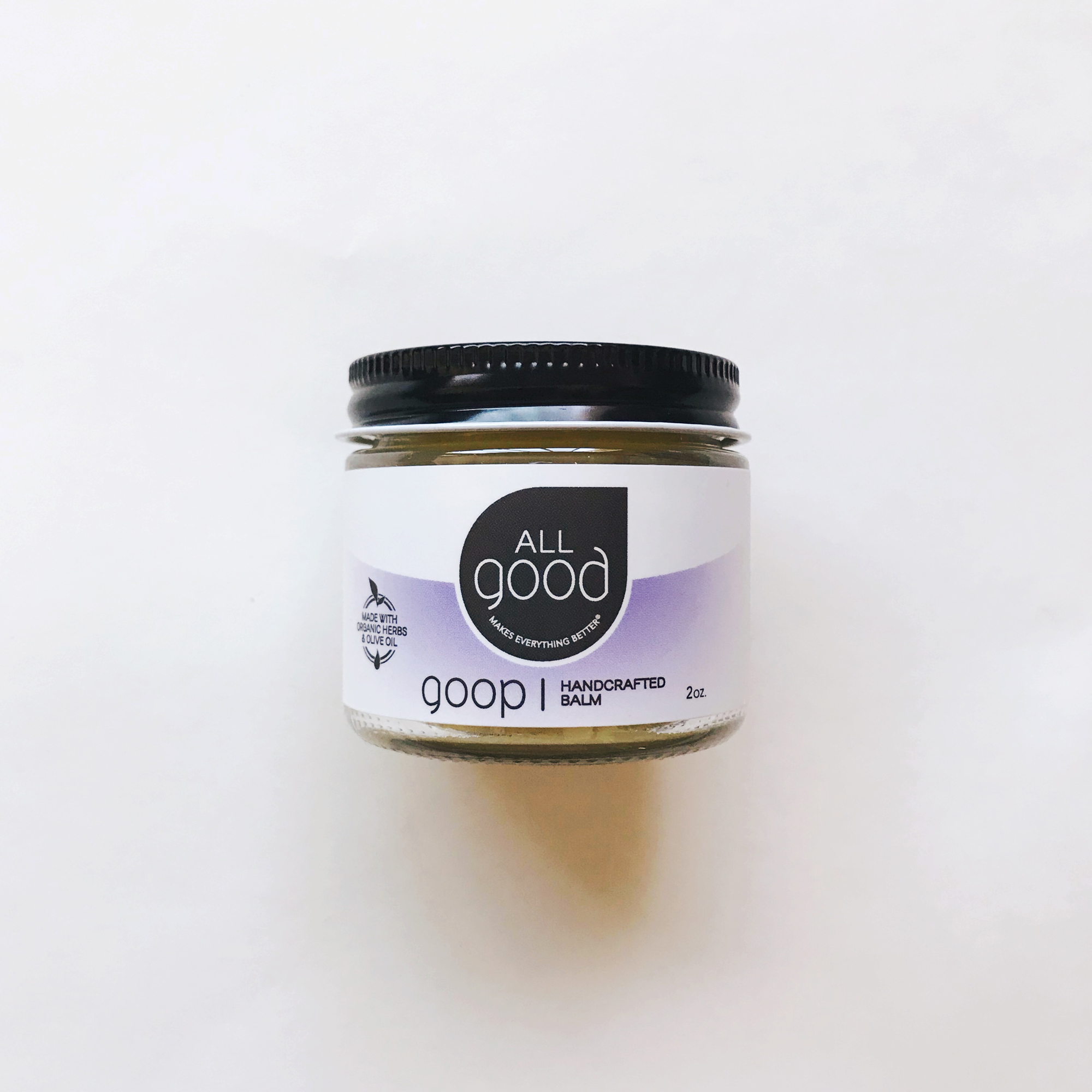 MightyFix All Good Goop healing balm — Cotton Cashmere Cat Hair