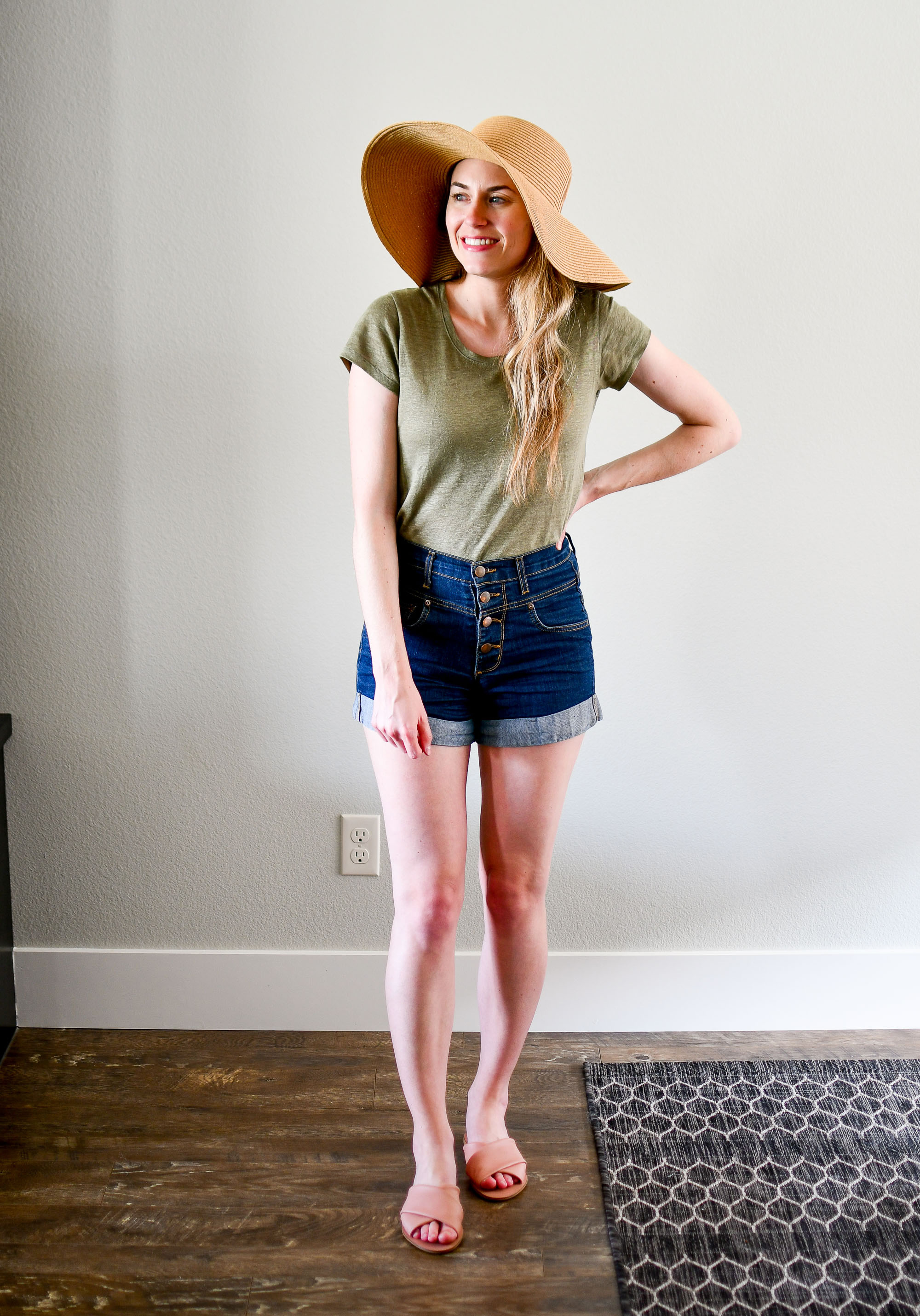 July Style Sudoku: corner 1 outfit — Cotton Cashmere Cat Hair